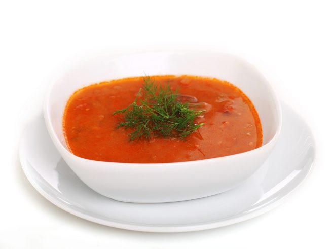 Roma Tomato Soup